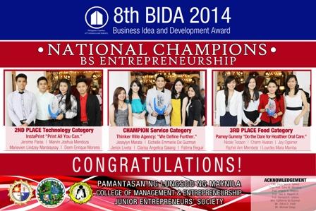 Plm Hits Big Anew In The Th Bida Awards